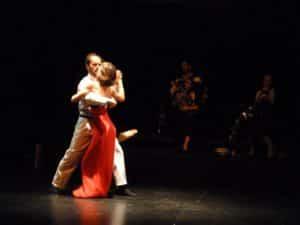 Tango Tangage @ La Factorie Maison de Poésie