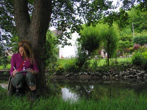 Soirée poétique – Tamara Milon + Rencontre-lecture avec Marine de Nicola @ La Factorie - Maison de Poésie de Normandie